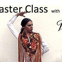 Master Class with Victoria Macias