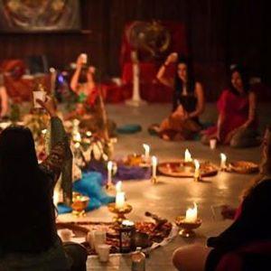 Circle Of Sisters  Shakti  Cacao  Woman  Singing  Dance