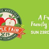 Wakefield Apple Fair