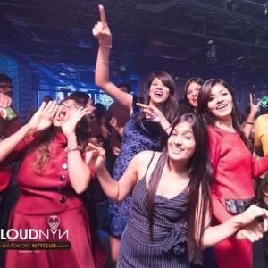 Wednesday Ladies Night at CloudNYN