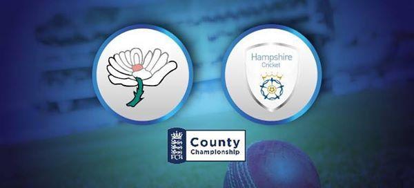 Yorkshire v. Hampshire