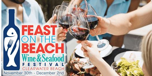Feast on the Beach Wine & Seafood Festival