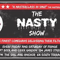 The Nasty Show at Fringe World 2018