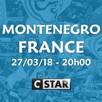 Montngro - France (espoirs)