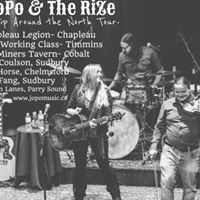 JoPo &amp The Rize at The Working Class Bar