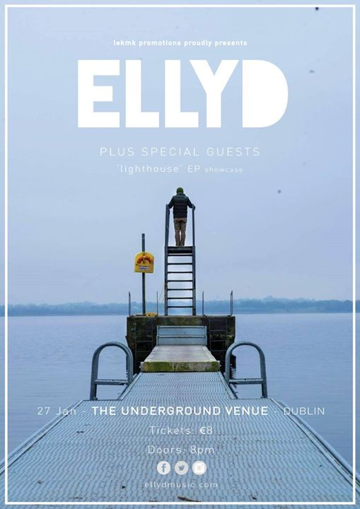 ELLYD lighthouse EP launch
