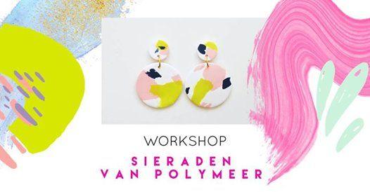 Workshop Polymeer Sieraden