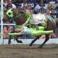 Keystone Equine Trick Riding