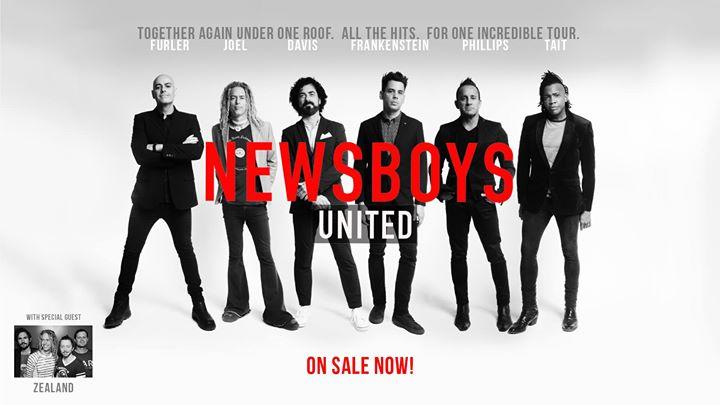Newsboys United - Newark Delaware