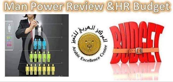 Man Power Review &HR Budget Workshop