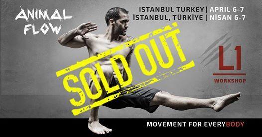 Animal Flow L1 Istanbul Turkey