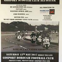 Gosport Scooterists Alldayer IV