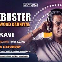 Blockbuster Holly-Bollywood Ft.DJ Ravi at No Limmits
