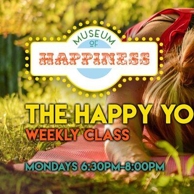 The Happy Yoga Club