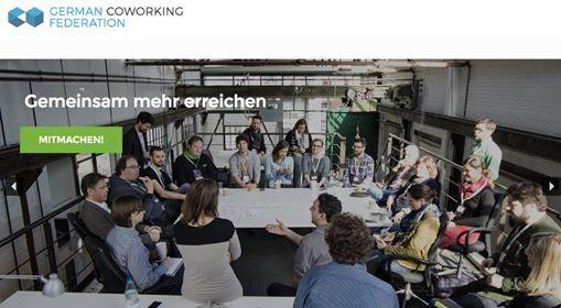 GCF Workshop Best Practice Coworking Space