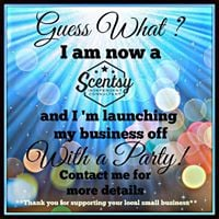 Paiges Scentsy Launch Party