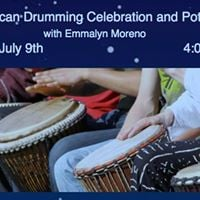 African Drumming Celebration and Potluck