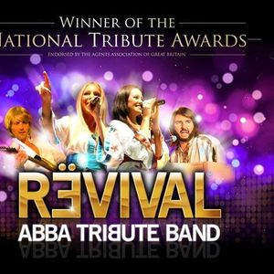 Rail Ale Party Night with ABBA Revival