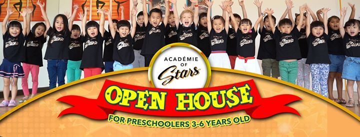 Open House for Preschoolers