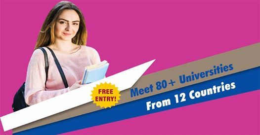 World Education Fair in Cochin