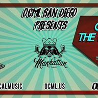 OCML SanDiego presents One I Red  TheHellflowers Retra