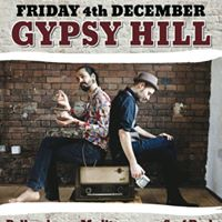 Gypsy Hill and DJ Jon Bongly at The Magic Garden