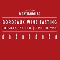Bordeaux Wine Tasting