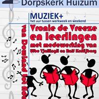 Muziek Vronie de Vreeze en leerlingen