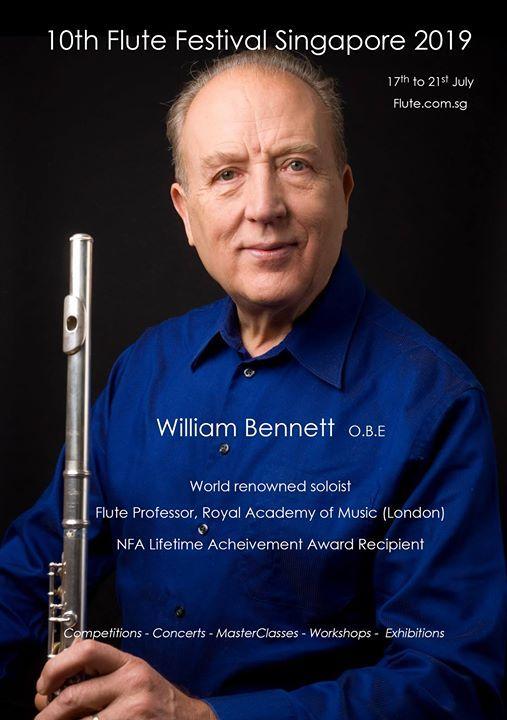10th Flute Festival Singapore 2019