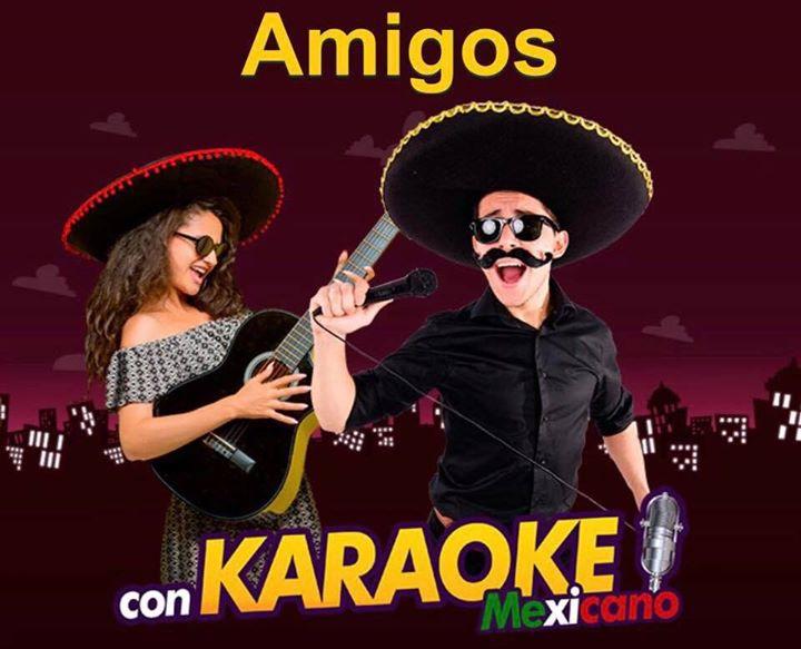 Tardeada con Karaoke Hora Feliz
