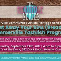 Cast Away Your Sins (Bread) - Summerville Tashlich Program