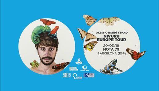 Alessio Bond at Nota 79 - Barcelona