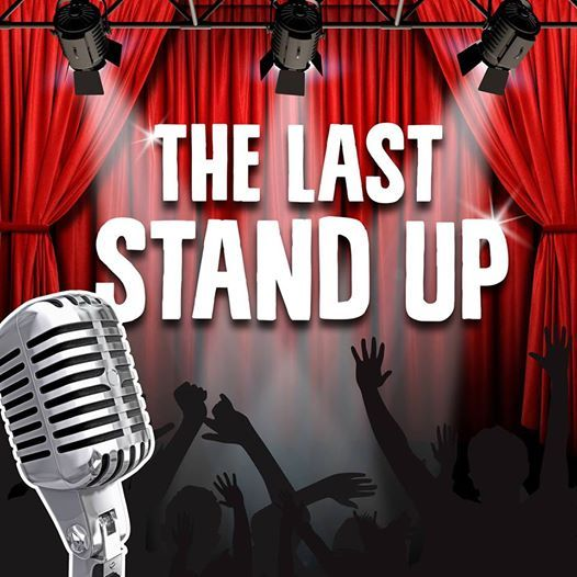 Crawley Comedy - The Last Stand Up - 07.12.2018