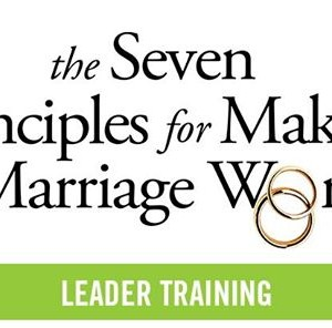 Gottman Seven Principles Leader Training