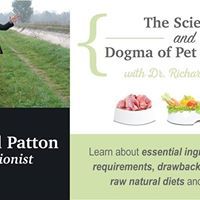 The Science and Dogma of Pet Nutrition with Dr. Richard Patton