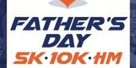 2019 Fathers Day Half Marathon1M5K10K10M