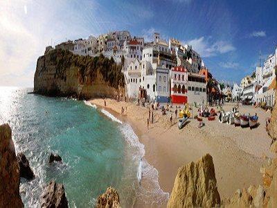 Algarve portugues desde el alentejo al cabo san vicente at algarve portugal lagos - Cabo san vicente portugal ...