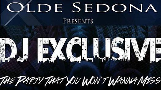 DJ Exclusive at Olde Sedona