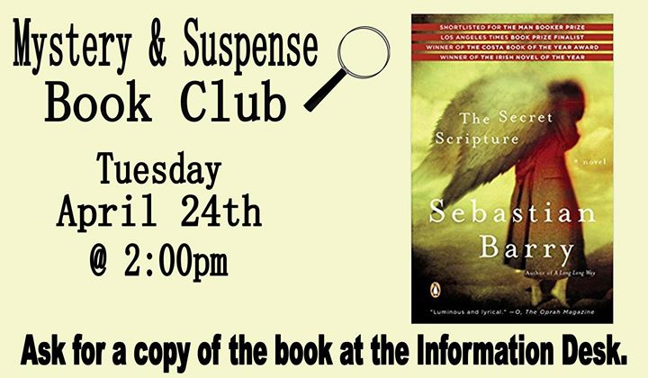 Mystery & Suspense Book Club