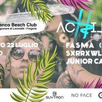 Achille Lauro at Blanco Beach Club  Fregene Marittima