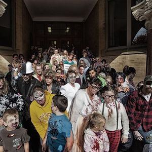 Fredericton Zombie Walk &amp Food Drive 2018