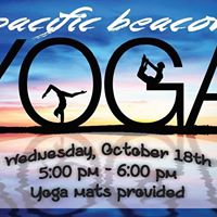 Yoga at Pacific Beacon