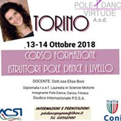 Pole Dance Program di Elisa Boni