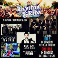 Sparkle City Rhythm And Ribs Festival