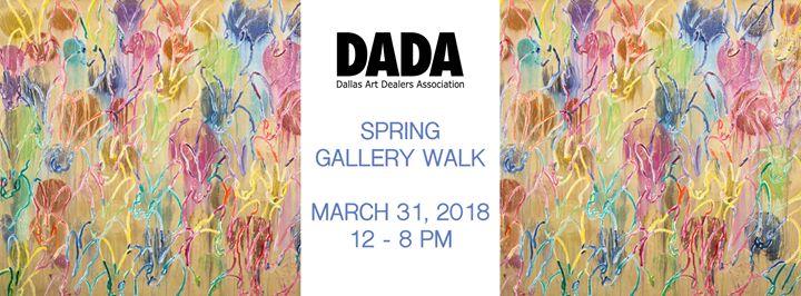 DADA Spring Gallery Walk 2018