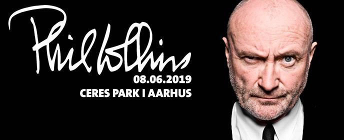 Phil Collins - LiveScenen