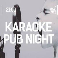 Karaoke (and Goodbye Gunnars) Pubnight