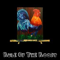 Rule Of The Roost - Paint-tastic Paint Night