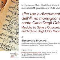 Conferenza di Biancamaria Brumana