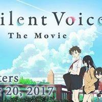 A Silent Voice at Megaplex Theatres